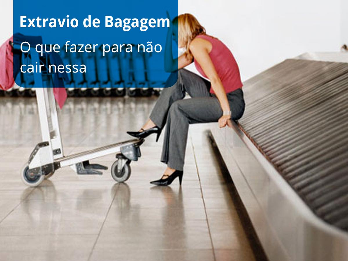 5 cuidados para que sua bagagem não sejaextraviada